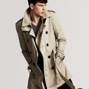 COACH MENS CROSBY TRENCH